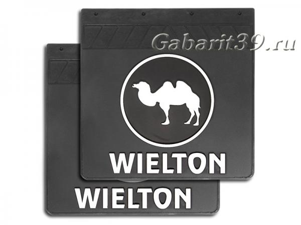 Брызговики WIELTON 400 x 400 мм (к-кт 2 шт) Арт.1104