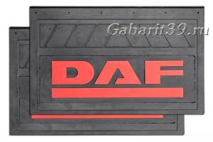 Брызговики DAF 580 x 360 мм (к-кт 2 шт) Арт.1113К