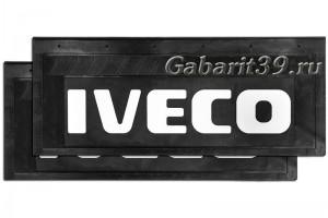 Брызговики IVECO 660 x 270 мм (к-кт 2 шт) Арт.1154
