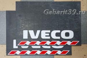 Брызговики IVECO 600 x 400 мм (к-кт 2 шт) Арт.120572