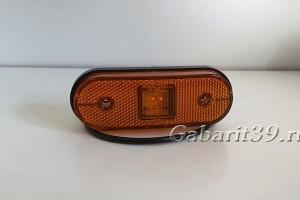Фонарь габаритный ТАС 151-00 желтый светодиодный Schmitz