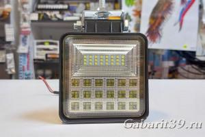 Фара LED 10-30V 126W / spot