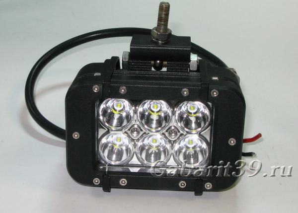 Фара LED 05-18W / spot (295)
