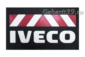 Брызговики IVECO 580 x 360 мм (к-кт 2 шт) Арт. 37912