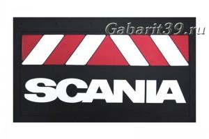 Брызговики SCANIA 580 x 360 мм (к-кт 2 шт) Арт. 37914