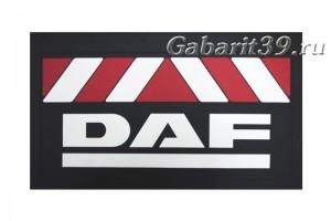 Брызговики DAF 580 x 360 мм (к-кт 2 шт) Арт. 37915