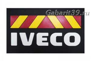 Брызговики IVECO 580 x 360 мм (к-кт 2 шт) Арт. 37922