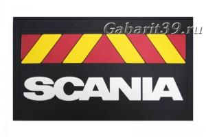 Брызговики SCANIA 580 x 360 мм (к-кт 2 шт) Арт. 37924