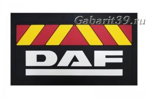 Брызговики DAF 580 x 360 мм (к-кт 2 шт) Арт. 37925