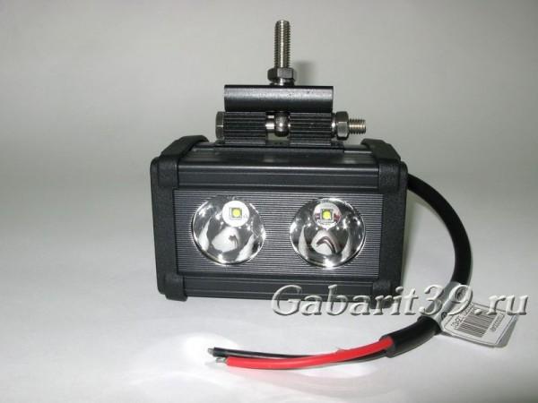 Фара LED CP 20W / spot (491)