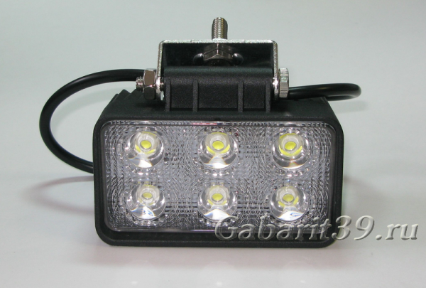 Фара LED 18W / flood (511)