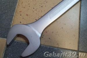 FORCE 75565 Ключ рожково-накидной 65 мм