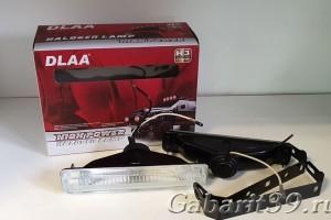 Комплект фар дополнительных DLAA 8070