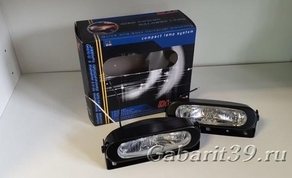 Комплект фар дополнительных DLAA 990