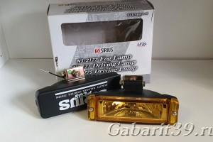 Комплект фар дополнительных SIRIUS NS-177