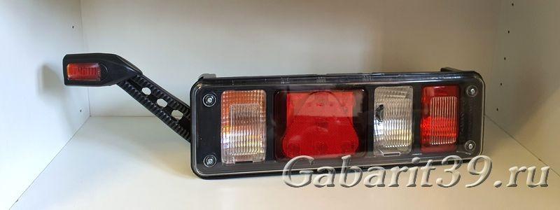 Фонарь задний KRONE н/о U029-05 с LED габаритом ТАС