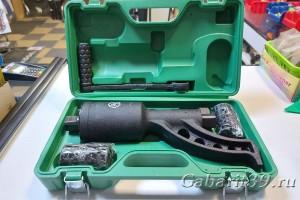 Гайковерт 32, 33 мм с подшипником усиленный