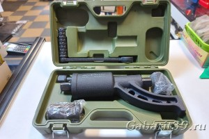 Гайковерт 32, 33 мм усиленный с подшипником