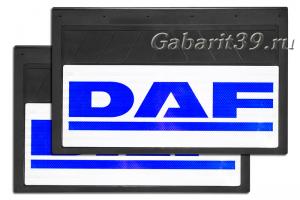 Брызговики DAF 580 x 360 мм (к-кт 2 шт) Арт.1113/1