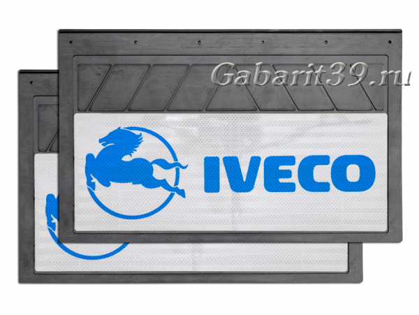 Брызговики IVECO 580 x 360 мм (к-кт 2 шт) Арт.1114/1