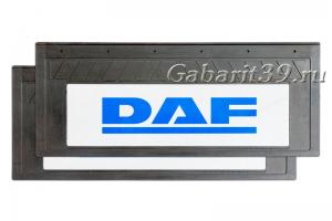 Брызговики DAF 660 x 270 мм (к-кт 2 шт) Арт.1153/1