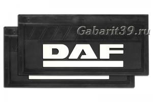 Брызговики DAF 515 x 240 мм (к-кт 2 шт) Арт.1173