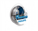 Автолампа 12V PHILIPS H1 55W DiamondVision
