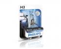 Автолампа 12V PHILIPS H3 55W BlueVision Ultra