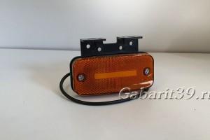 Фонарь габаритный ТАС 158-00 светодиодный с кронштейном