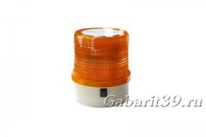 Маячок проблесковый 4 х 1,5V LED автономный импульсный