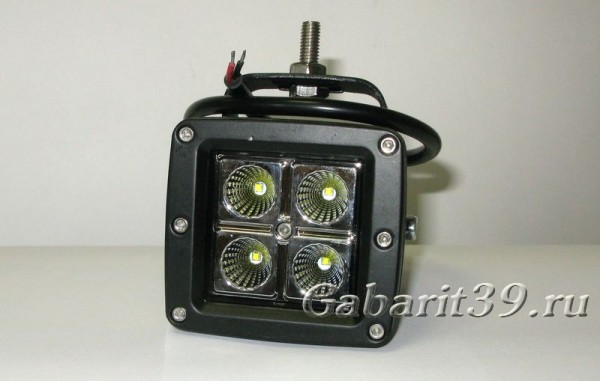 Фара LED 16W / flood (476)