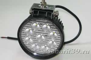 Фара LED 27W / flood SA (519)