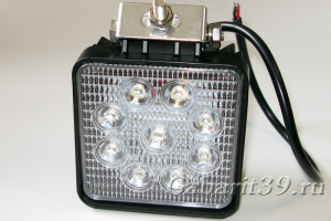Фара LED 27W / flood LA (532)