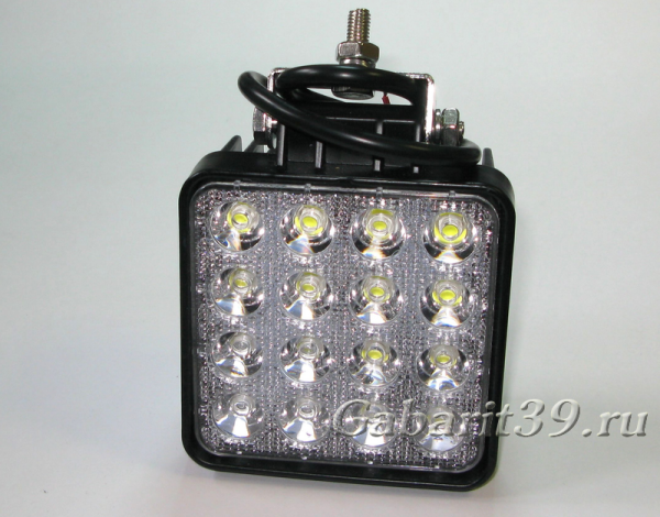 Фара LED 48W / flood SA (540)