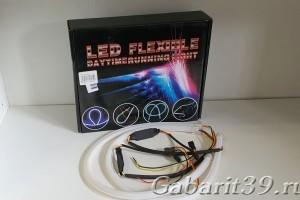 Дневные ходовые огни 12v  DRL995 гибкие 60 см (к-кт 2 шт)