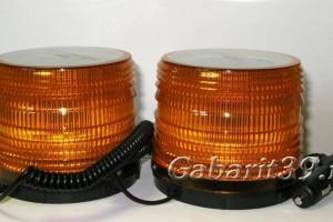 Маяк проблесковый LED 10-30V AT14272 Двойной