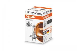 Автолампа 24V OSRAM H7 70W Original