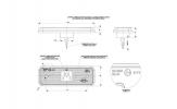 Фонарь габаритный HORPOL LD-500 светодиодный