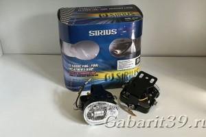 Комплект фар дополнительных SIRIUS NS-22 со светодиодом