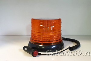 Маячок импульсный светодиодный 10-30V ТАС-М11