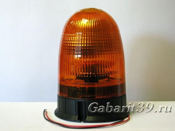 Маяк проблесковый LED 12V WL42 стационарный