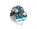 Автолампа 12V PHILIPS H4 60/55W X-TremeVision